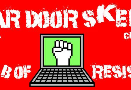 Cellar Door Skeptics #97: Web of Resistance