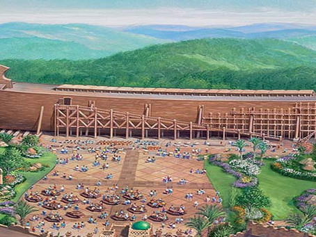 The Ark Encounter: One Man's Dedication to Ignorance and Lies