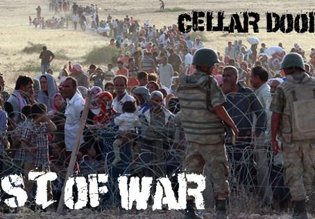 Cellar Door Skeptics 143: The Costs of War with Zach Law