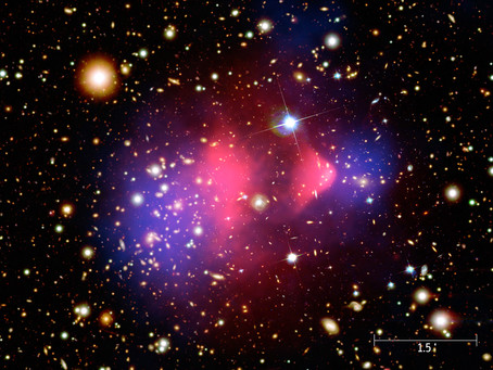 Problems on the Forefront of Physics – Part 2: Dark Matter and Dark Energy