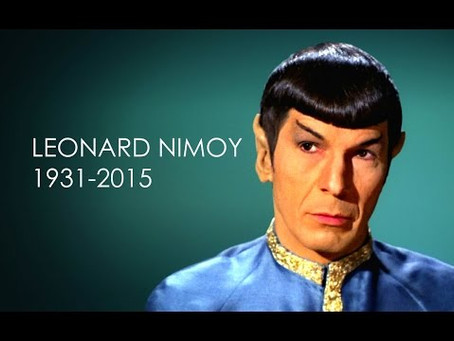 The Passing of the Most Human Alien: Tribute to Leonard Nimoy
