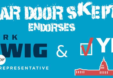 Cellar Door Skeptics 150: Farming the Blue Vote and Gerrymandering Prop 2