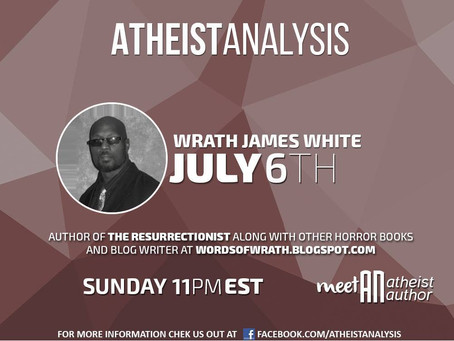 Wrath James White Wants Your Soul to Bleed