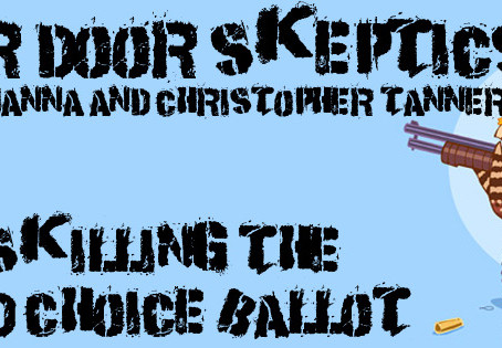 Cellar Door Skeptics 153: Thankskilling the Ranked Choice Ballot