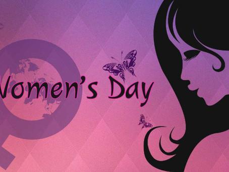 International Women's Day Episode 21 Notes