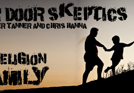 Cellar Door Skeptics 104: Losing Religion Not Family