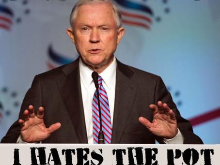 Cellar Door Skeptics 111: Jeff Sessions Love of Marijuana / American Immigration History
