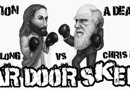 Cellar Door Skeptics #75: Chris Hanna and Aaron Furlong Debate! Is Evolution a Dead Theory?