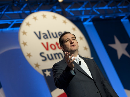 Dominionism: Why Cruz's America is Not Concerned with We The People