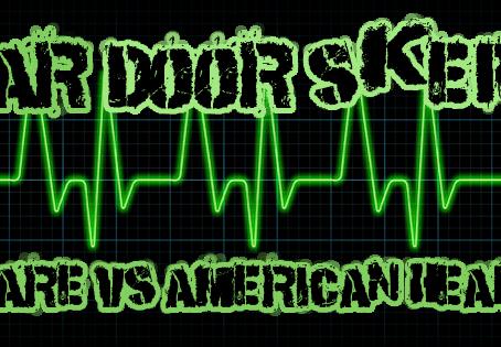 Cellar Door Skeptics #74: Trumpcare VS American Healthcare