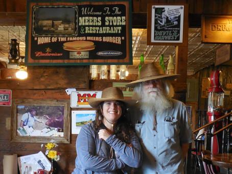 A Couple of Hellbound Apostates Visit the Wichita Mountains