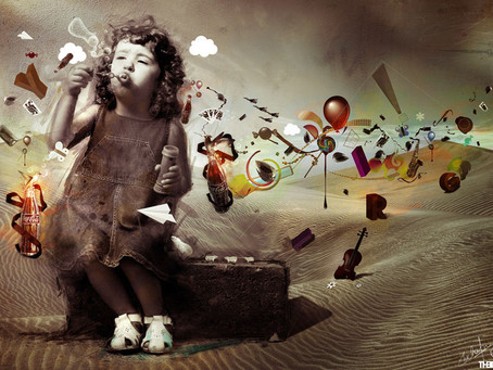 Imagination and Indoctrination, A Window Into the Mythical Realms of the Mind Including the Dangers