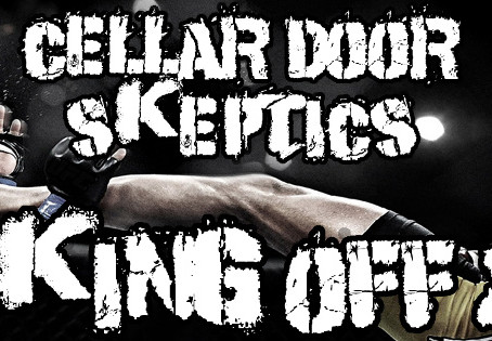 Cellar Door Skeptics 110: Kicking Off 2018