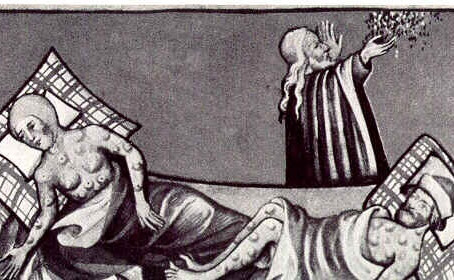 Christianity and the Black Death