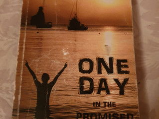 One Fine Day in the Promised Land Author: Ryan Greenpike (book review)