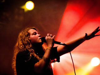 Kate Tempest gig @ The Roundhouse