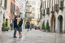 イタリア ハネムーン ミラノ