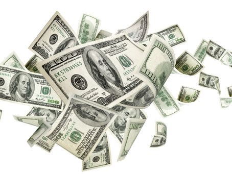 Getting the cash to fund your campaign.