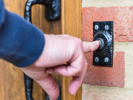 The Do's and Don'ts of Doorbelling. Pt. 1