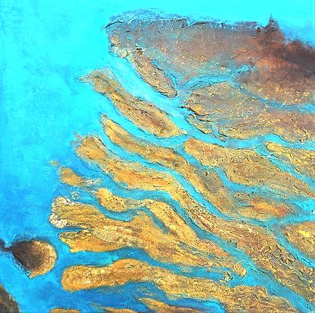 Das Delta des Irrawaddy