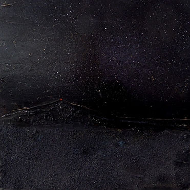 Kasimir Malewitsch blickt auf den Ätna