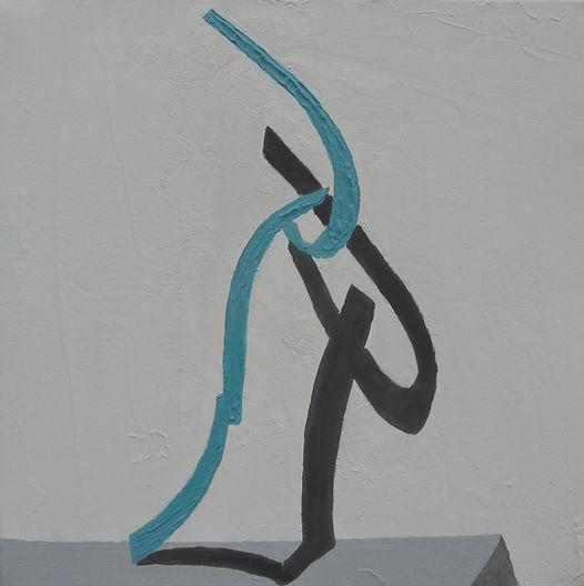 Schatten unter Roberto Almagnos Biegunge