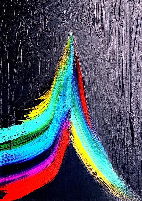 Ein Farbkreis tritt vor den Vorhang.JPG