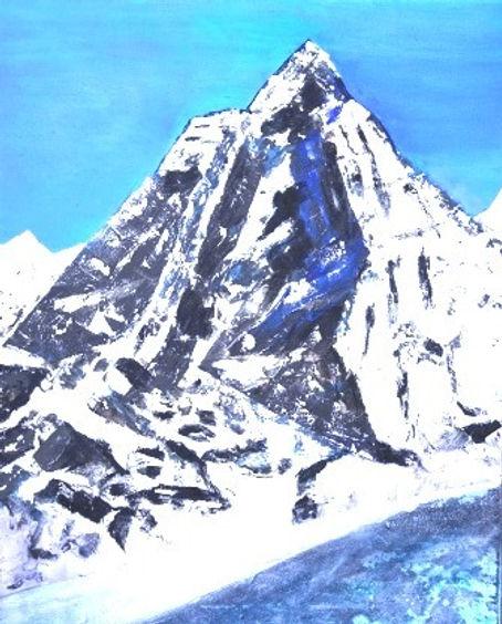 Das Matterhorn von Italien aus