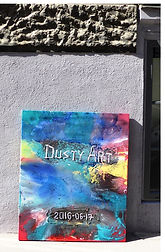 Dusty Art Gallery