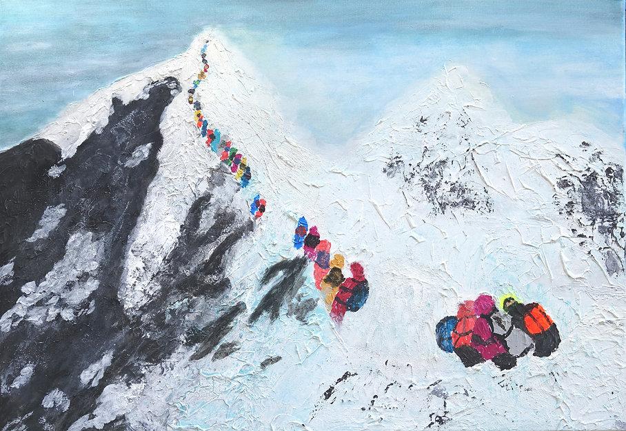 Rush Hour @ Mount Everest.jpg
