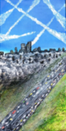 Rush Hour - Zur ebenen Erde und im 1. St