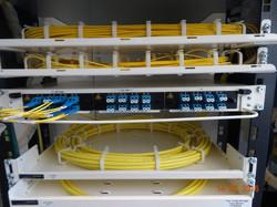Fibre Management, Patch Panels