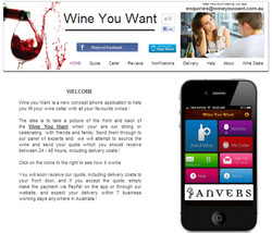 Wine you Want App