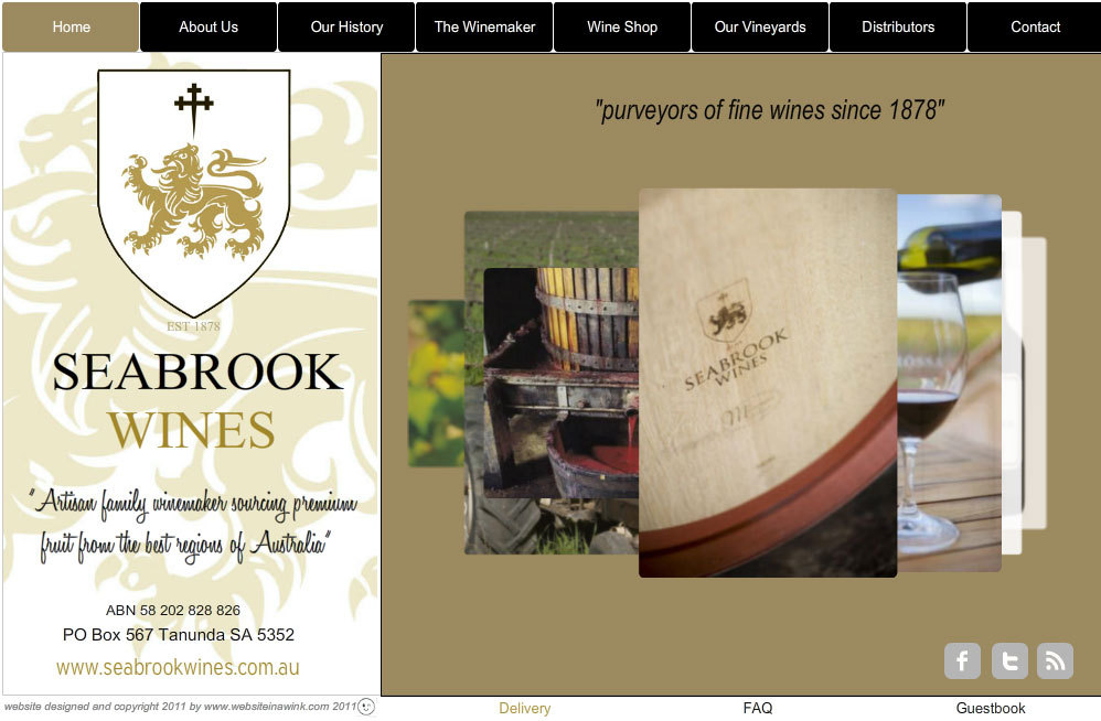 Seabrook Wines