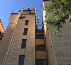 Twin Rope Access, Building Access