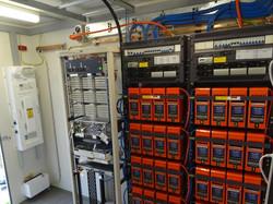 Internal Install, DC Power Install, Eltek Installations
