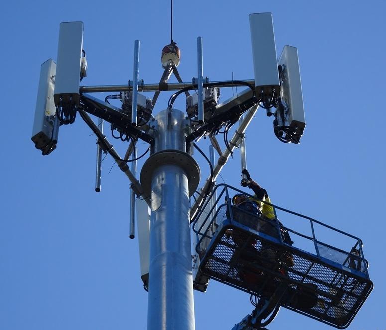 HF Installations, Boom Access, LTE700, Telstra