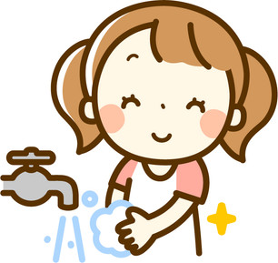手洗いうがいの案件