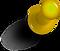 pushpin yellow.png