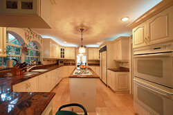 Miami Beach Elegant Kitchen