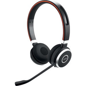 JABRA - Evolve 65 with charging stand - MS - Stereo