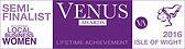 Jeni law was a 2016 Venus Awards Semi-Finalist
