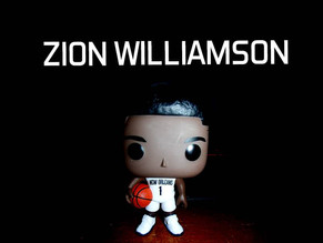 MY ZION WILLIAMSON NBA CARDS COLLECTION