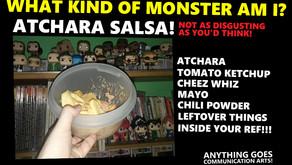 ATCHARA SALSA!!!