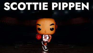 FUNKO | NBA - SCOTTIE PIPPEN
