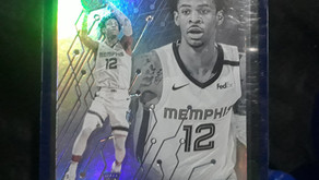 2019-20 PANINI CHRONICLES | MEGABOX BREAK PART 2 | ZION WILLIAMSON AND JA MORANT ROOKIE CARDS