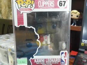 SELLING   NBA - KAWHI LEONARD LA CLIPPERS - 550PHP