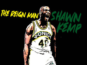 MY SHAWN KEMP NBA CARDS COLLECTION