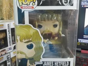 SELLING   METALLICA - JAMES HETFIELD - 1200PHP
