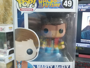 SELLING   BACK TO THE FUTURE - MARTY MCFLY - 650PHP